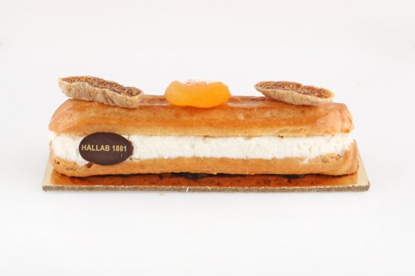 Éclair Kashta & Honey