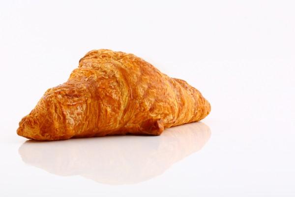Croissant Lent Plain