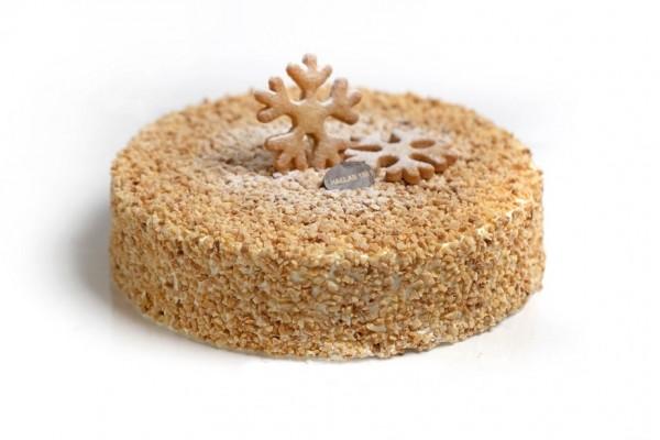 Kashta & Honey Cake