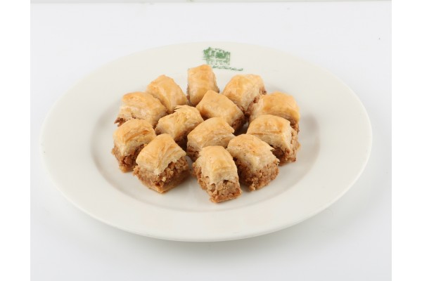 Baklava Walnuts Plate