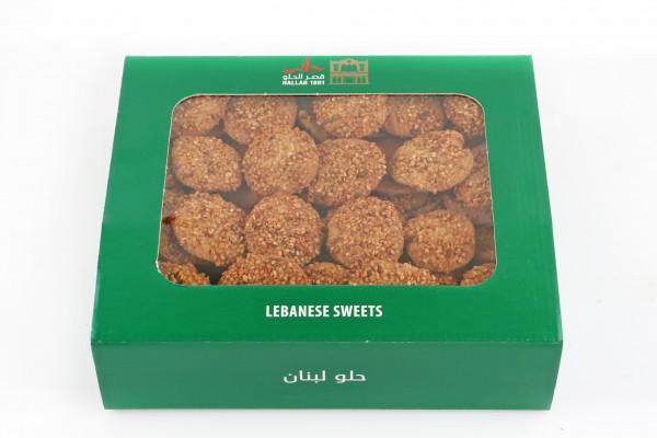 Sesame Cookies (Barazek)