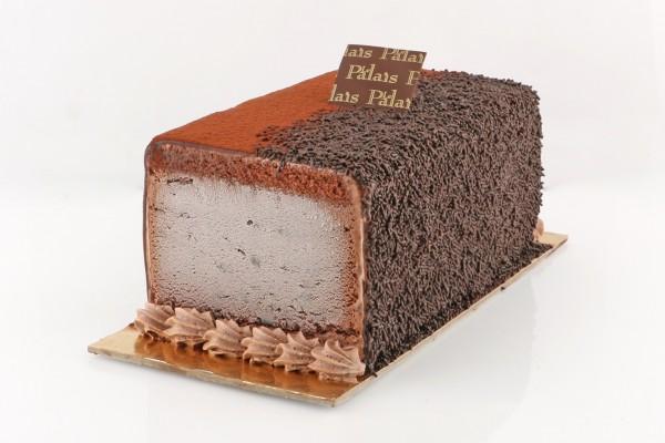 Ice Cream Cake Dark Chocolate