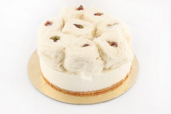 Ice Cream Cake Ghazal
