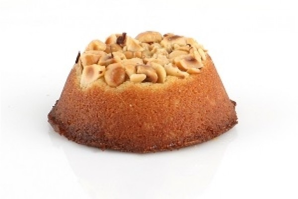 Fondant El Kasr Chocolate with Hazelnut