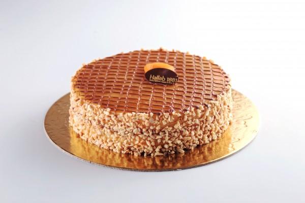 Lent Apricot Cake