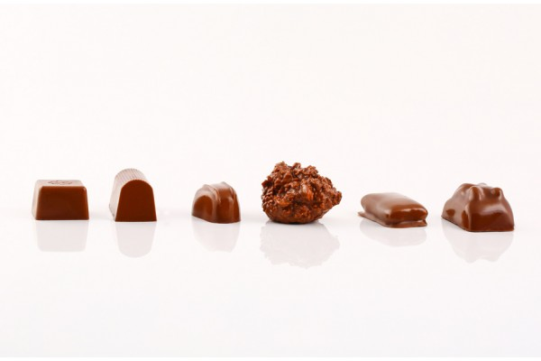 Mixed Chocolate Pieces Collection