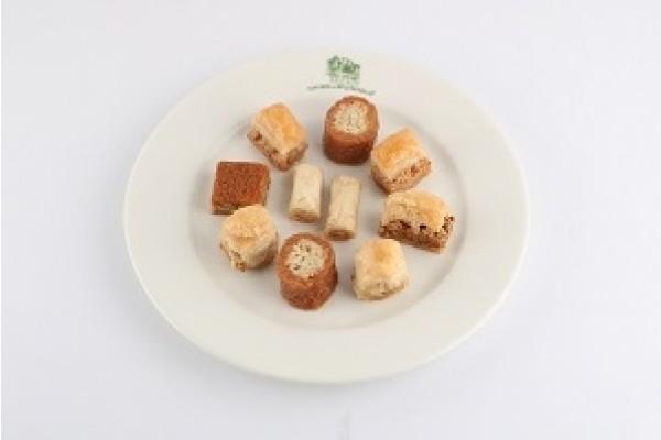 Mixed Baklava Regular Plate