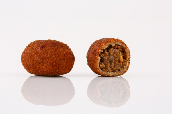 Beef Kebbe (Fried)