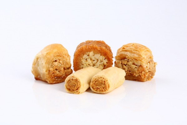 Mixed Cashew Nuts Baklava