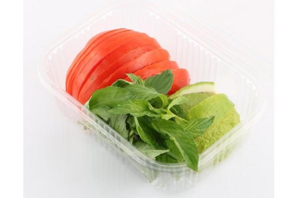 Vegetables Plate Big