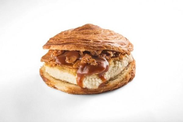 Knefe Kashta Croquant & Caramel (Croissant)