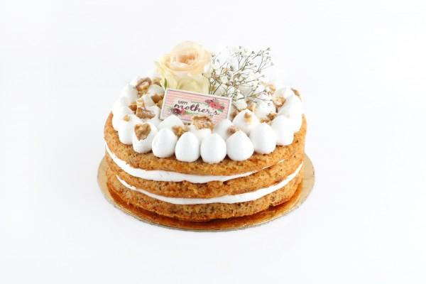 Lent Carrot Cake