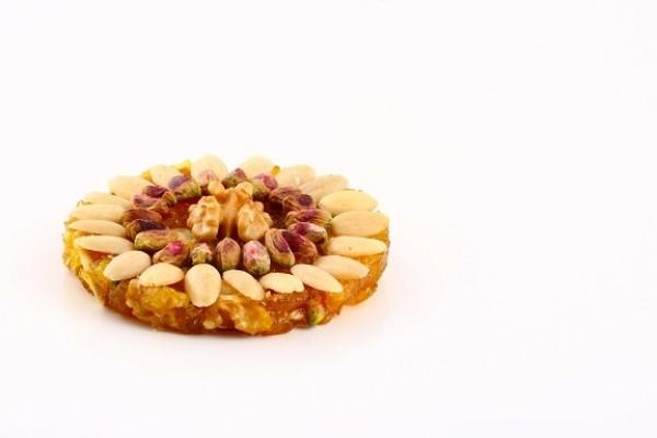 Jazariye With Nuts (Extra) Plate