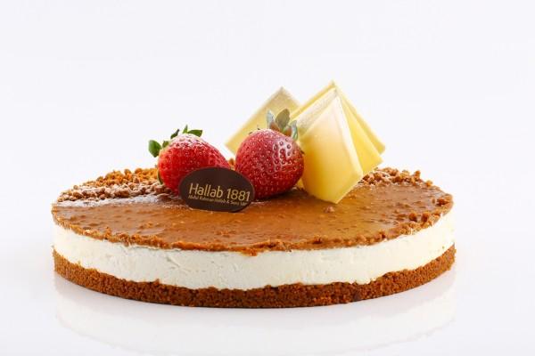Lotus Cheese Cake