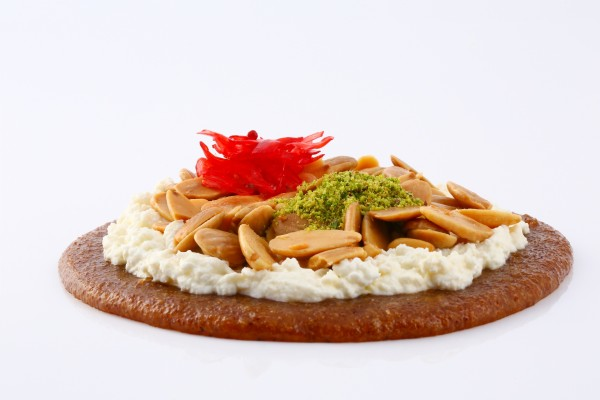 Mafrouke Regular Plate