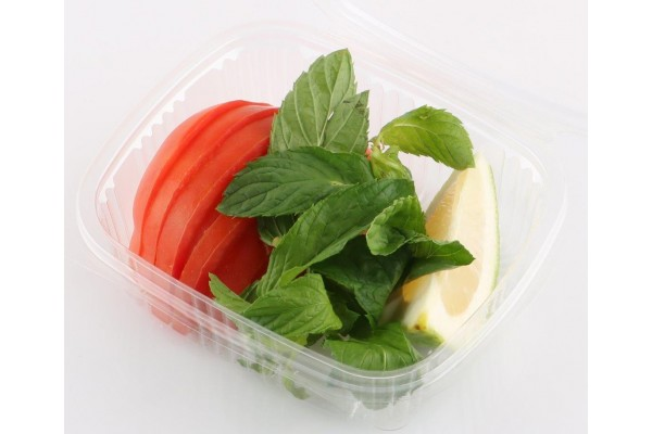 Vegetables Plate Small