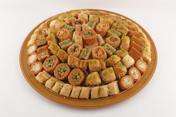 Mixed Baklava Gift Tray