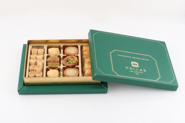 Mixed Baklava Gift Box Small Pack of 2