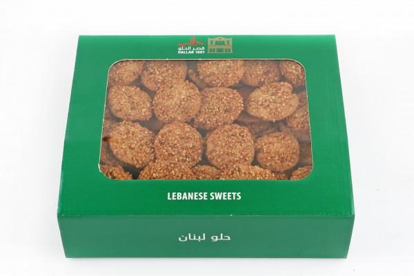 Sesame Cookies (Barazek) Box