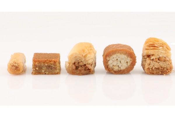 Mixed Baklava Cashew Nuts