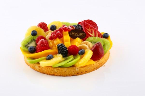 تارت بالفاكهة