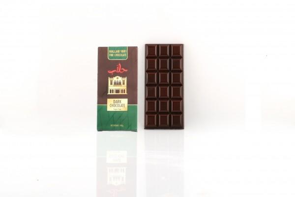 لوح شوكولا مر (خالي من السكر)
